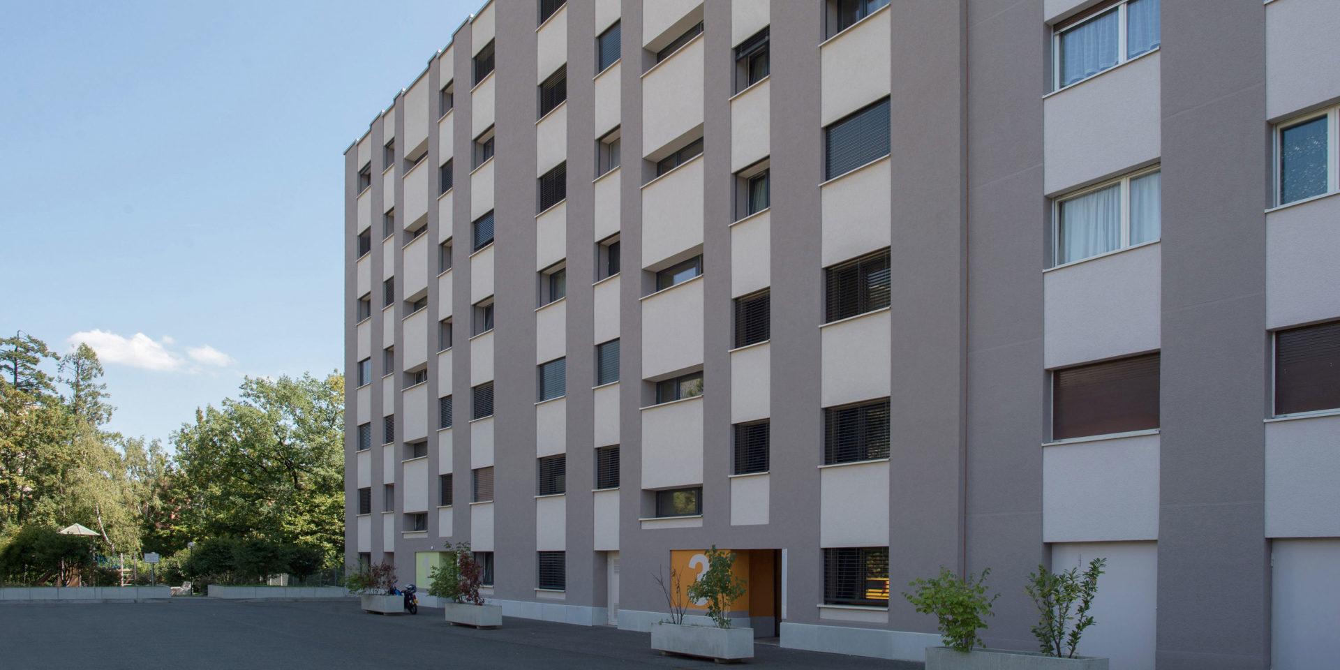 Immeuble Brume