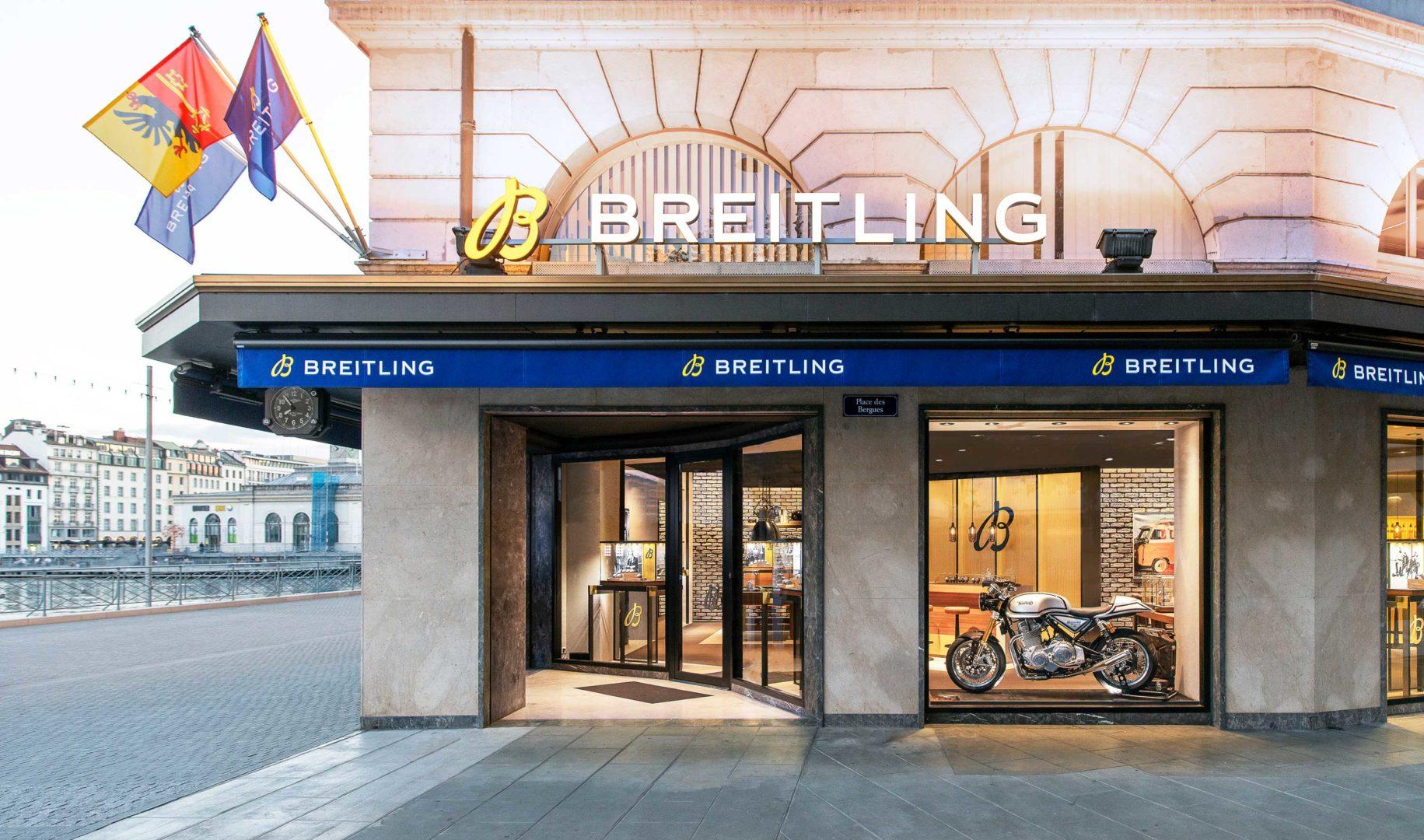 Boutique Breitling